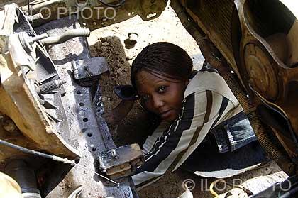 bukavu r publique d mocratique du congo cette ancienne enfant soldat a b n fici du programme. Black Bedroom Furniture Sets. Home Design Ideas