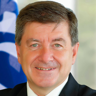 Mr Guy Ryder