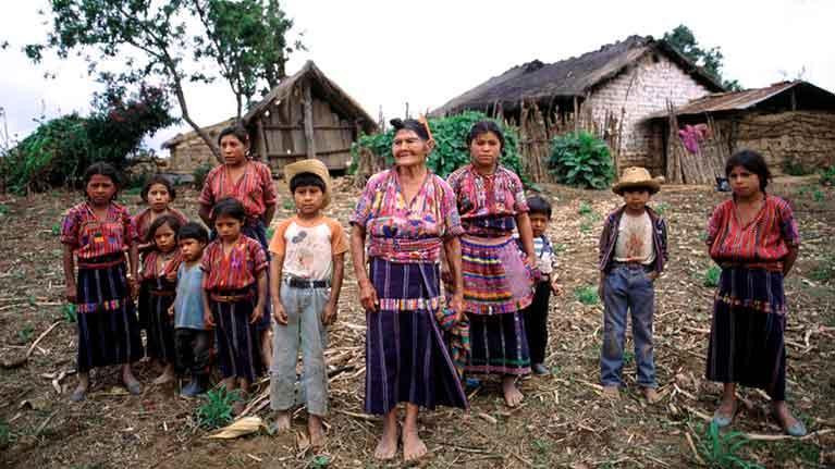 Derechos de los pueblos indígenas: Es imperioso actuar para resolver la pobreza y las desigualdades que padecen los pueblos indígenas